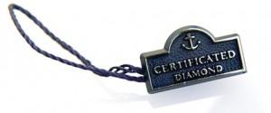GIA certificat diamante