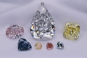 Culorile diamantelor