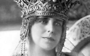 Coroana Reginei Maria la evenimentul de incoronare