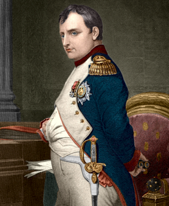 napoleon and his diamond sword