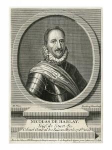 "Nicolas de Sancey - primul proprietar al ""pietrei para"""